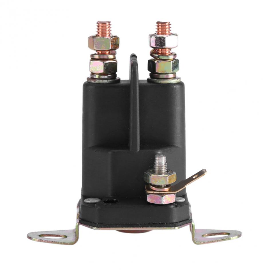 Hot Hot 3 Pólo Universal Starter Solenóide Interruptor 12 V Para MTD 109946 146154 1753539 Interruptor do Relé Solenóide AM138497 moda hot