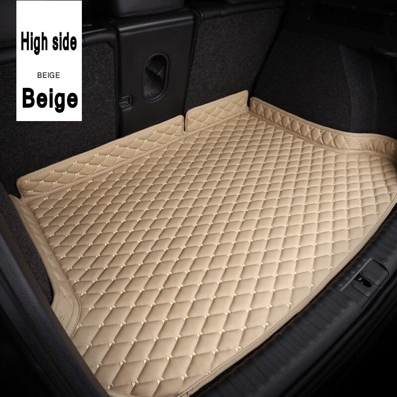 ZHAOYANHUA car Trunk mats car styling carpet for BMW2 series F22 F23 F45 F46 220i 225i 230i M240i 228i 235i 218i 218d 220d 225d