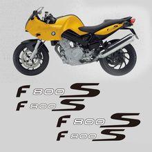 Fairing Üst Fairing Çıkartmaları Çıkartmaları BMW F800S F800 S F 800 S