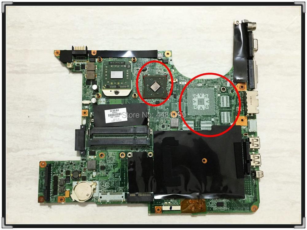 459567-001 para HP DV9500 DV9700 NOTEBOOK 466037-001 laptop motherboard mcp67m probado bien