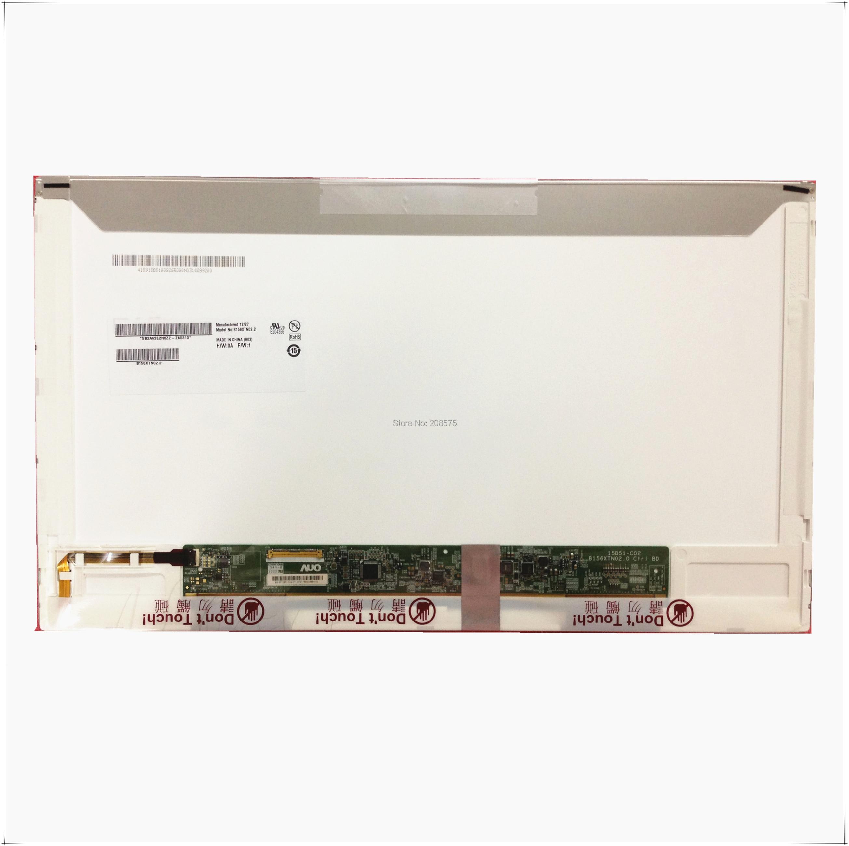Frete Grátis B156XTN02.2 B156XTN02.1 B156XTN02.0 para Lenovo B570 15.6 LCD 40 Pancel Display LED Tela Do Portátil 1366*768 LVDS pin