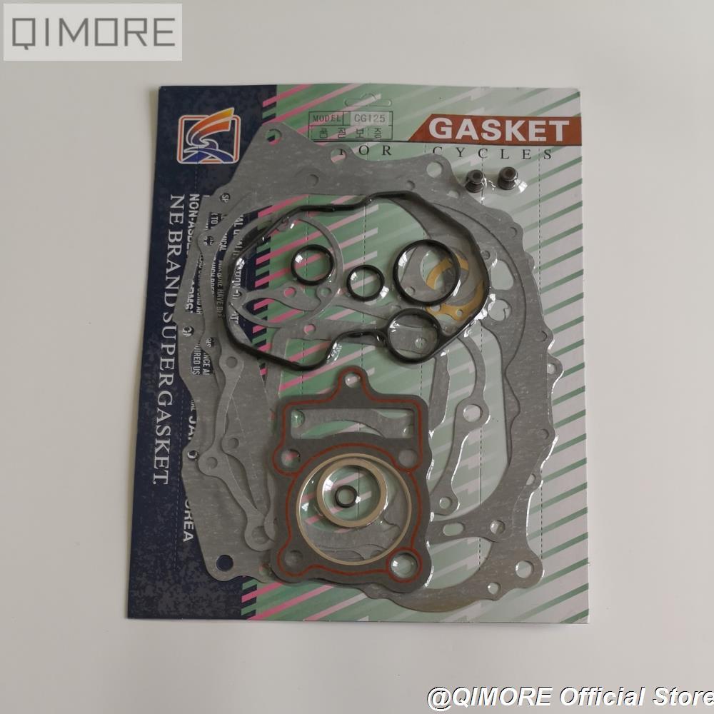 AliExpress - Complete Gasket Set for 125cc / 150cc Motorcycle CG125 156FMI 157FMI / CG150 162FMJ
