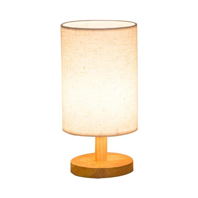 E27 Modern Vintage Lamp Shade Table Desk Bed Light Cover Holder Lampshades Bedside Lamp