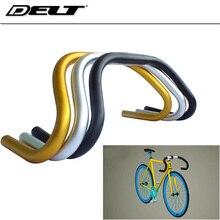 5 colores piñón fijo bicicleta de carretera manillar 25,4*22,2*420mm Accesorios