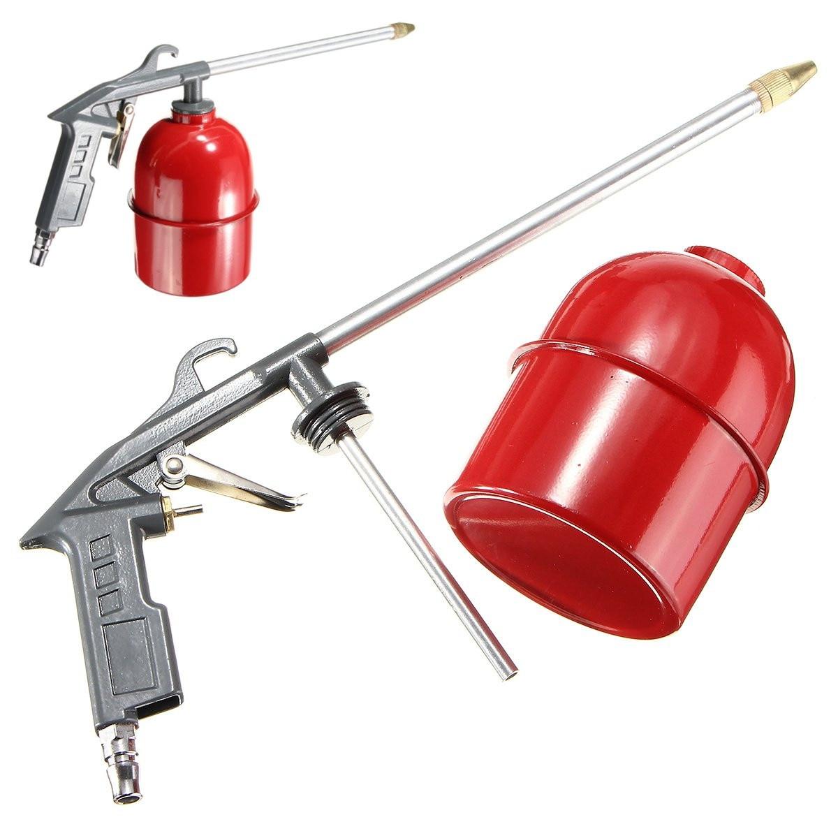 Pistolas de Limpieza de motor de coche solvente rociador de aire desengrasador herramientas de sifón gris herramientas de cuidado de motor automóviles mantener Accesorios