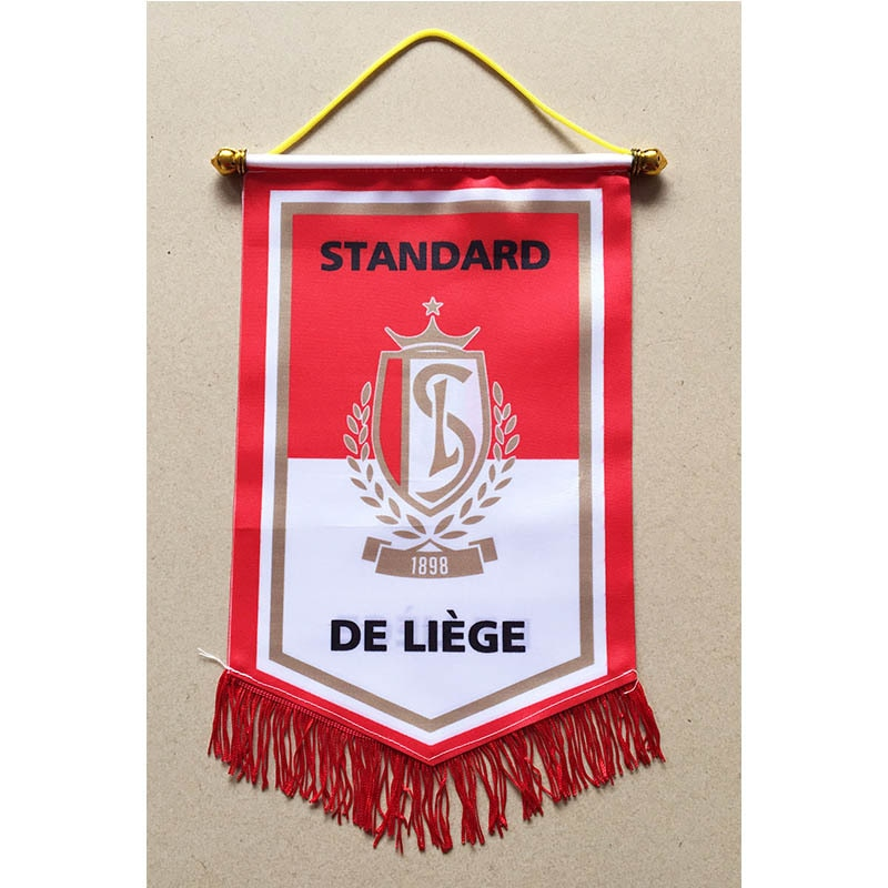 Стандарт Бельгии 20 см * 30 см Размер двухсторонние рождественские украшения для дома висящий флаг баннер подарки