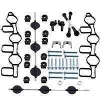 INTAKE MANIFOLD SWIRL FLAPS For Audi Q5 Q7 A4 A6 Touareg for Porsche Cayenne 2.7 3.0 059129711BQ 059129712BL
