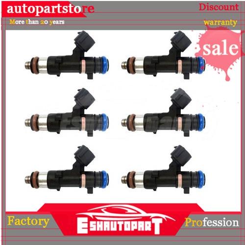 Injector De Combustível Original 16600-7S000, 0280158007 para Nissan Frontier 4.0 Armada Titan Infiniti QX56 5.6 166007S000
