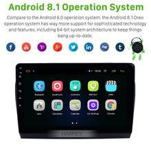 "Harfey araba Android 8.1 GPS HD radyo Stereo 9 ""Toyota YARiS L için 2017 destek Bluetooth DVR geri görüş kamerası TPMS OBD Carplay 3G"
