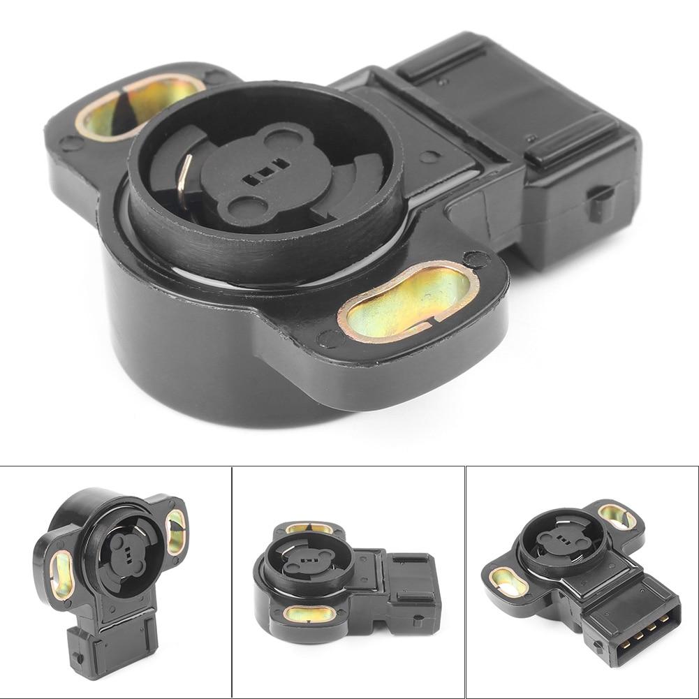 For Mitsubishi Vehicles 4-Pin Throttle Position Sensor (TPS) MD614735