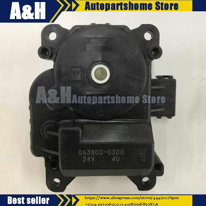 Amortiguador Servo Sub Assy Motor para Komatsu PC210-8 para DENSO 063800-0300 de 0638000300
