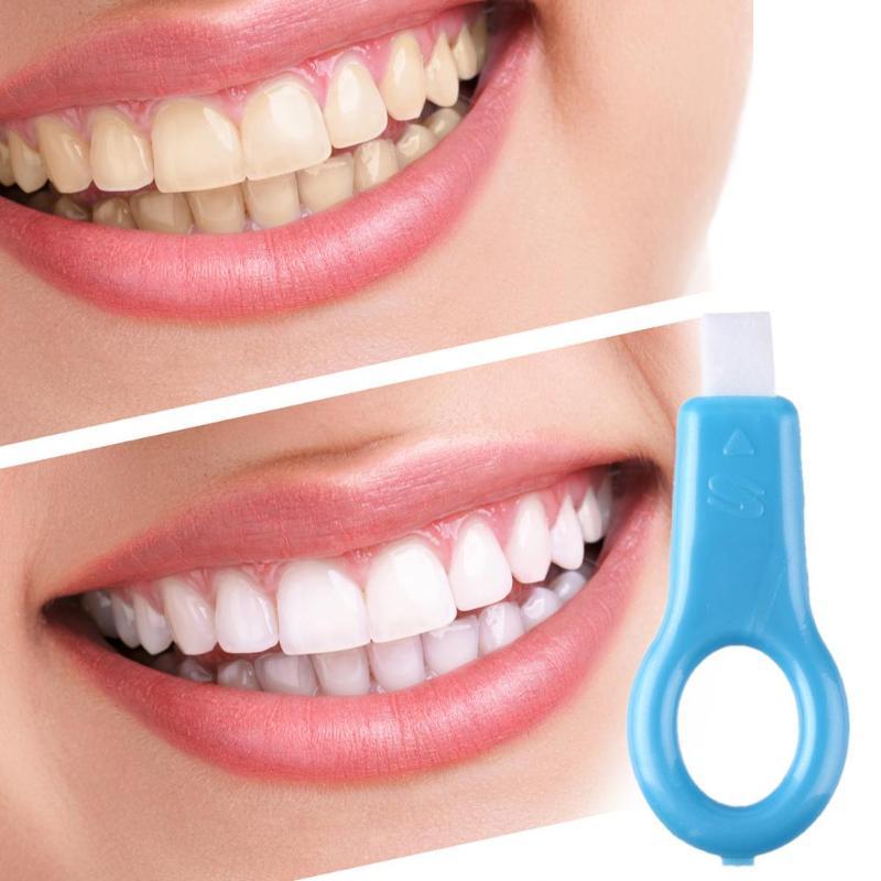 Набор для отбеливания зубов нано трубка для чистки зубов отбеливатель щетка отбеливание, удаление пятен набор инструментов для глубокой чи...