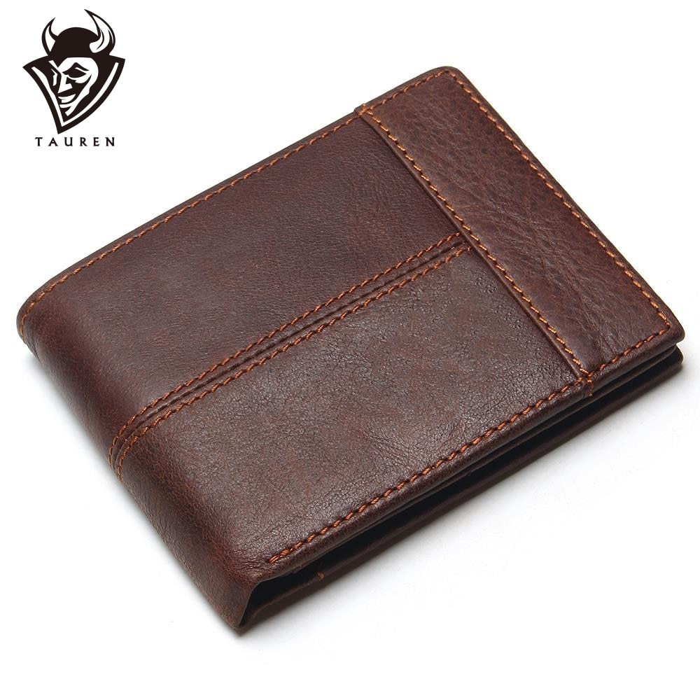 new genuine leather men wallets leather men bags clutch bags koffer wallet leather long wallet with coin pocket zipper men purse TAUREN Classic Genuine Leather Men Wallets Coin Pocket Zipper Men's Wallet With Purse Portfolio Cartera