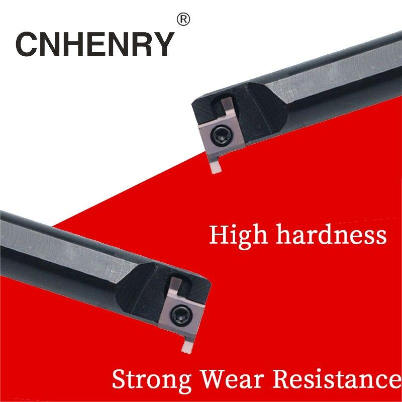 Купить с кэшбэком SNGR10K07 SNGR20R09 CNC Internal Grooving Lathe Tool Holder SNGR Micro-hole Indexable Lathe for 6GR/7GR/8GR Insert SNGR Internal