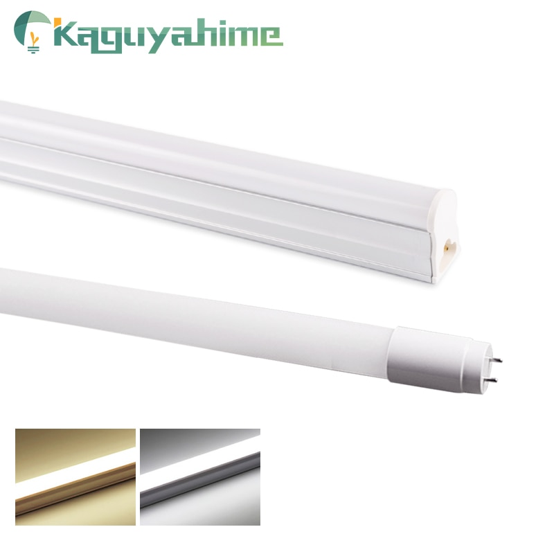 Kaguyahime 30cm 60cm Integrated T8 T5 LED Tube 6W 10W 220V Fluorescent Tube LED T5 Light Tube Lamp L