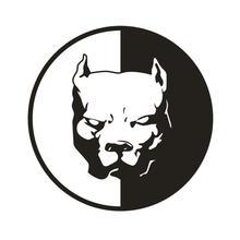 Auto Sticker Grappige Hond Bulldog Unieke Reflecterende Decals Waterdichte Dier Cartoon Hond Auto Motorfiets Decals Voor Volkswagen Audi