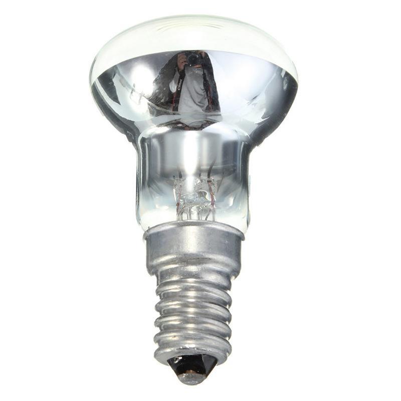 30 Вт лампочки Edison типа E14 светильник держатель R39 отражатель Точечный светильник лампа лава лампа накаливания светодиодная лампа накаливан...