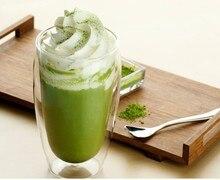 Kwaliteit Groene thee Eco Voedsel Pack Lange levensduur Eco-biologische 6 stks/partij Matcha Poeder Pakketten 100 g/zak Milieuvriendelijke Cha bag 2019