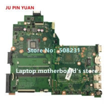 JU PIN YUAN 925525-601 0P2 DA00P2MB6D0 لوحة رئيسية لأجهزة HP كمبيوتر محمول 240 G6 كمبيوتر محمول 14-BW E2-9000 الكمبيوتر المحمول اختبارها بالكامل