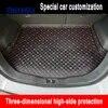 Tapis de coffre de voiture pour BMW F10 F11 F15 F16 F20 F25 F30 F34 E60 E70 E90 1 3 4 5 7 série GT X1 X3 X4 X5 X6 Z4 5D