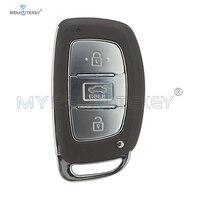 Remtekey remote car key 3 button 433Mhz ID47-PCF7938 chip for Hyundai Mistra key
