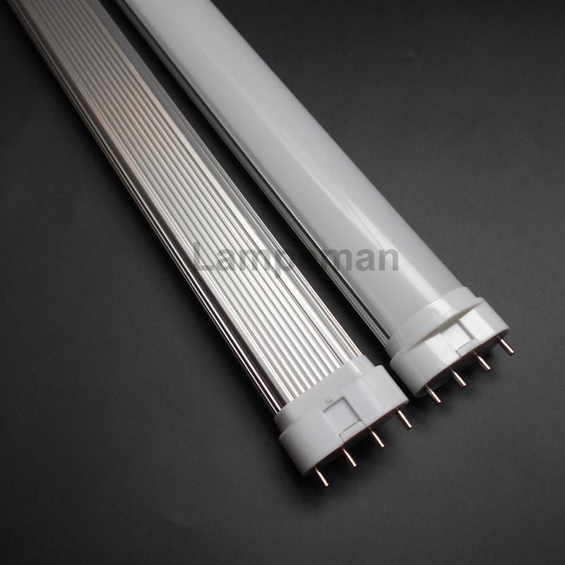 Светодиодная лампа 2G11 Светодиодная лампа 9 Вт 12 Вт 15 Вт 18 Вт 25 Вт Светодиодная лампа AC85-265V Epistar SMD CE & ROSH теплый белый холодный белый