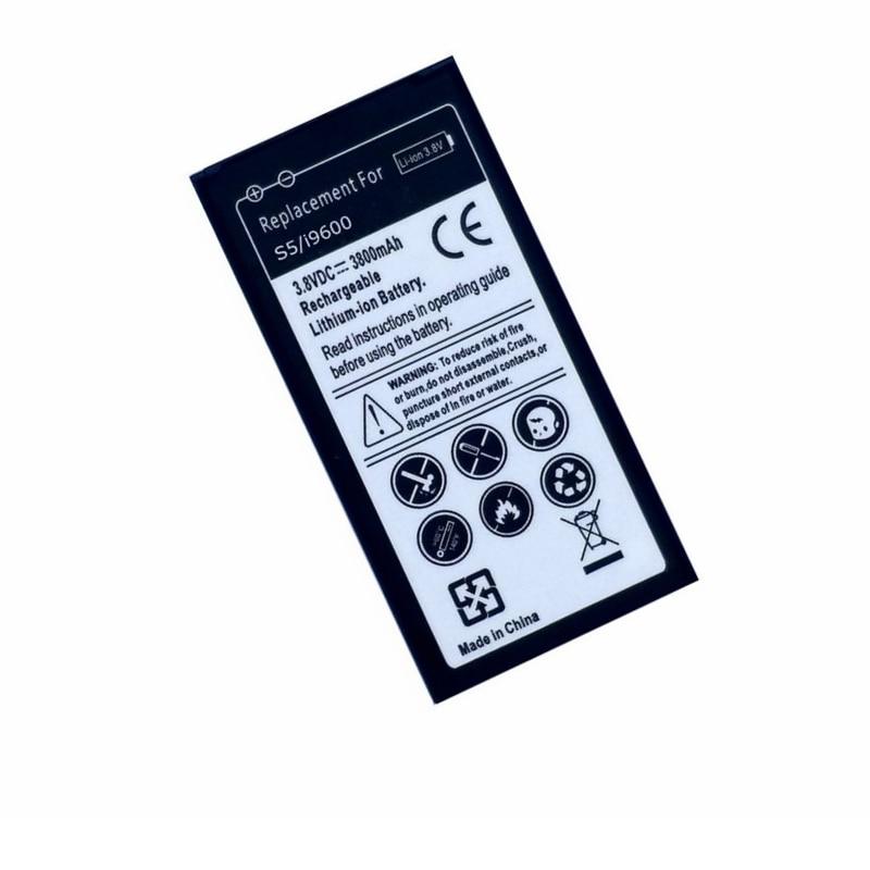 EB-BG900BBU EB-BG900BBC Replacment Battery for Samsung Galaxy S5 i9600 G900F G900S G9008V S 5 Internal Batteries Accumulator