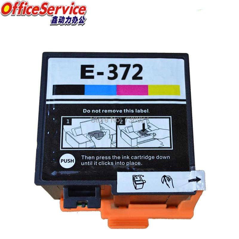Cartucho de tinta compatible T372 T3720 para impresora Epson PictureMate PM-520