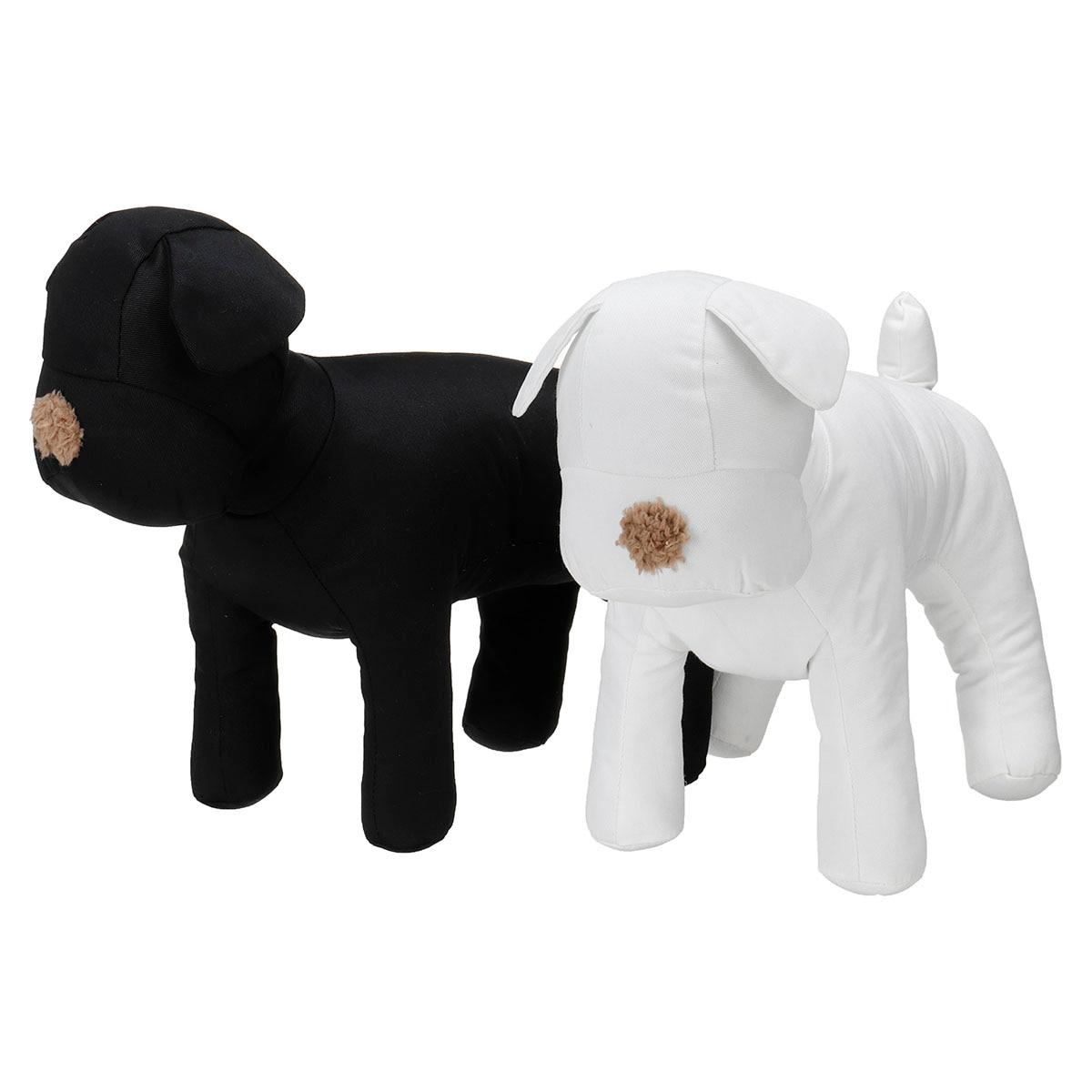 Одежда дисплей манекен собаки хлопок собака модель для розничного магазина/магазин домашних животных одежда воротник украшения шоу собака наборы