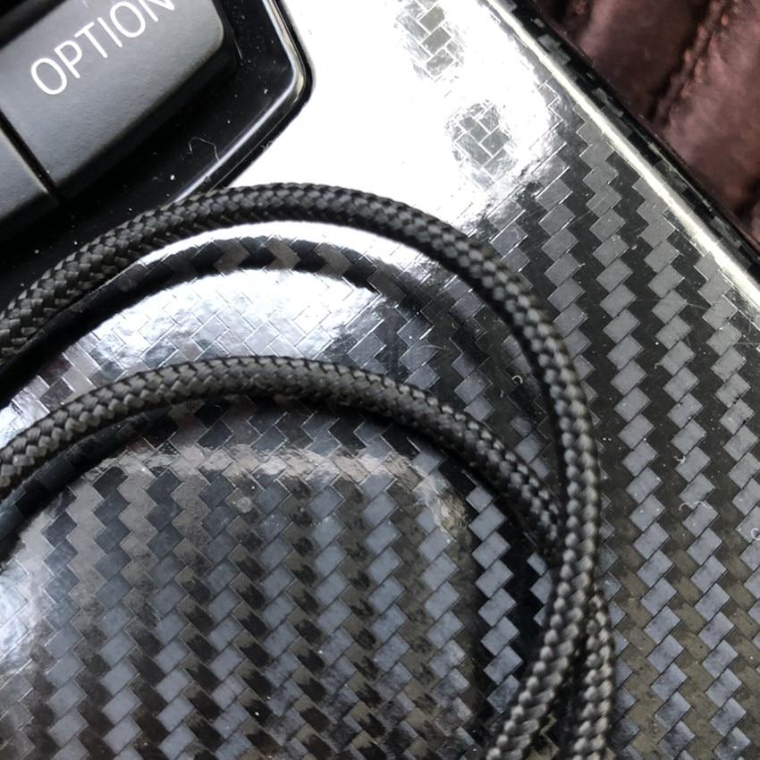 2019 gran oferta coche Aux Cable de Audio para tiguan mk2 renault kadjar vw eos vw passat t4 b7 chrysler 300c renault laguna 2 mercedes