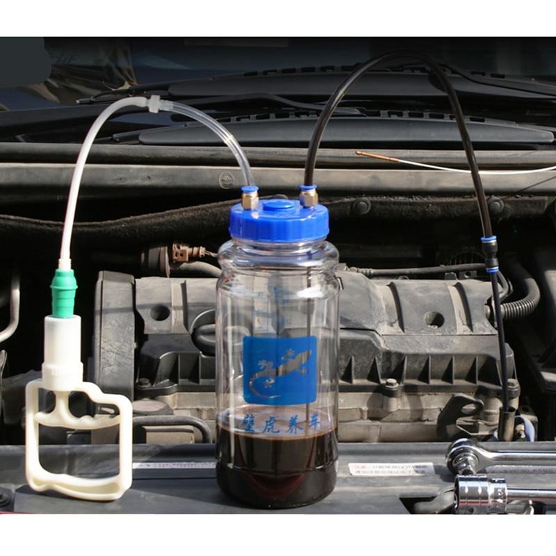 1pc 2L Universal Oil Change Artifact Manual Pump Suction Oil Pump Artifact Vacuum Pump Vacuum Pump Maintenance Tool