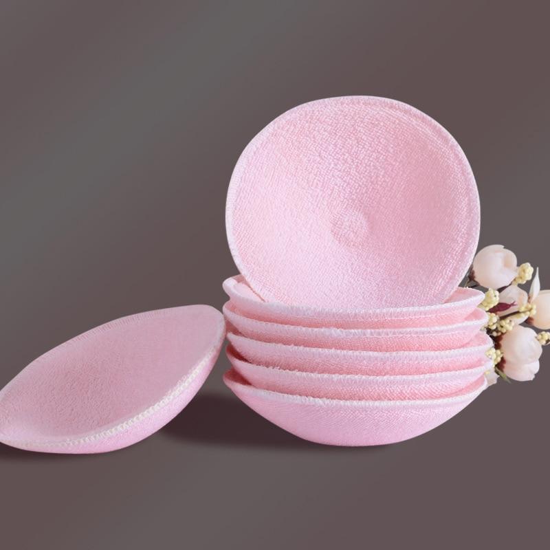 Многоразовые грудные прокладки для кормящих моющиеся мягкие впитывающие грудные прокладки для грудного вскармливания