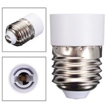 E27 zu E14 Lampe Halter Konverter Buchse Conversion Feuerfeste Material Glühbirne Basis Typ Adapter