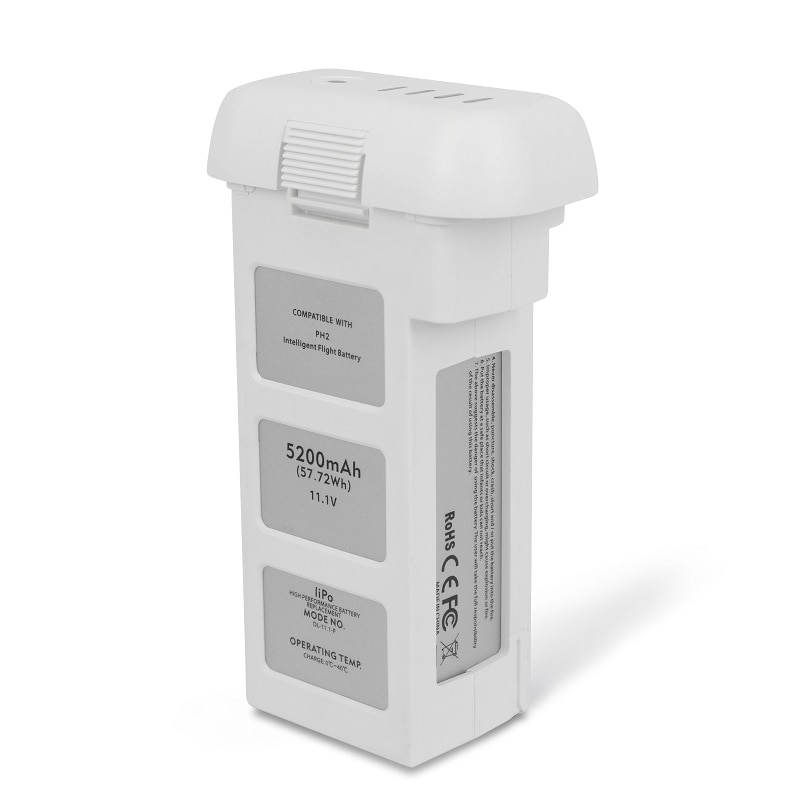GTF 11,1 V 5200mAh batería de la batería de DJI Phantom 2...