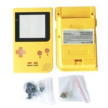 OSTENT tam konut Shell kılıf kapak değiştirme Nintendo GBP oyun çocuk cep konsolu