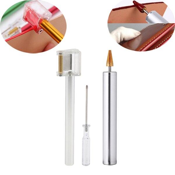 2 unidades de herramientas de rodillo de borde de aceite para manualidades de cuero para manualidades y ropa de costura