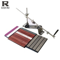 Ruixin pro פלדה מקצועי סכין מחדד כלי חידוד מכונה מטבח אביזרי טחינת מכשיר בר יהלומים חדש מחוון