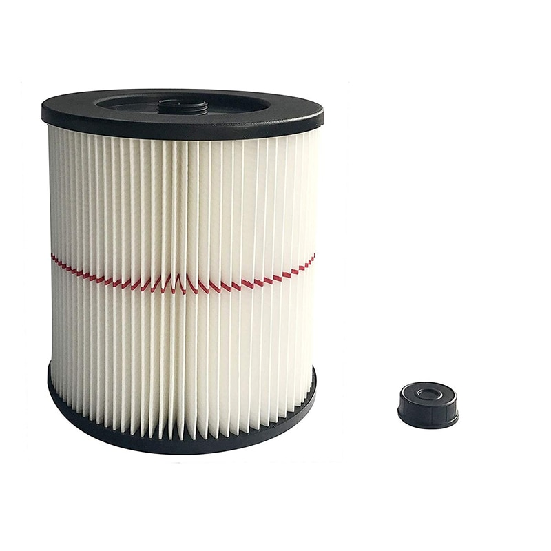 FUNN-Сменный фильтр для магазина Vac Craftsman 17816 9-17816 влажный сухой вакуумный воздушный картридж фильтр для 5 галлонов пылесос