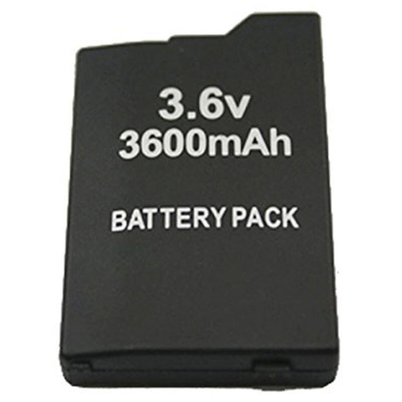 FULL-1 Uds sólo para Sony PSP, batería delgada 2000 3000, reemplazo recargable, 3600mAh