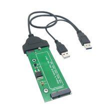 CYSM SATA adaptateur USB 3.0 câble pour ASUS EP121 UX21 UX31 SANDISK ADATA XM11 SSD 2.5