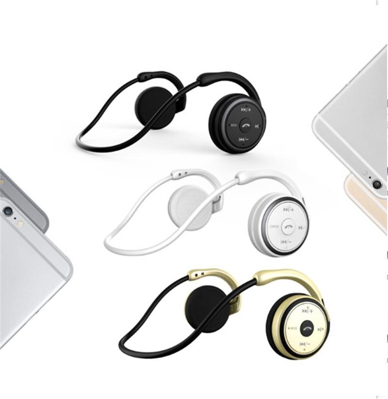 DOITOP BT auriculares deportivos Suicen AX-698 soporte 32G TF tarjeta FM Radio portátil Neckband auriculares inalámbricos auriculares Auriculars 4