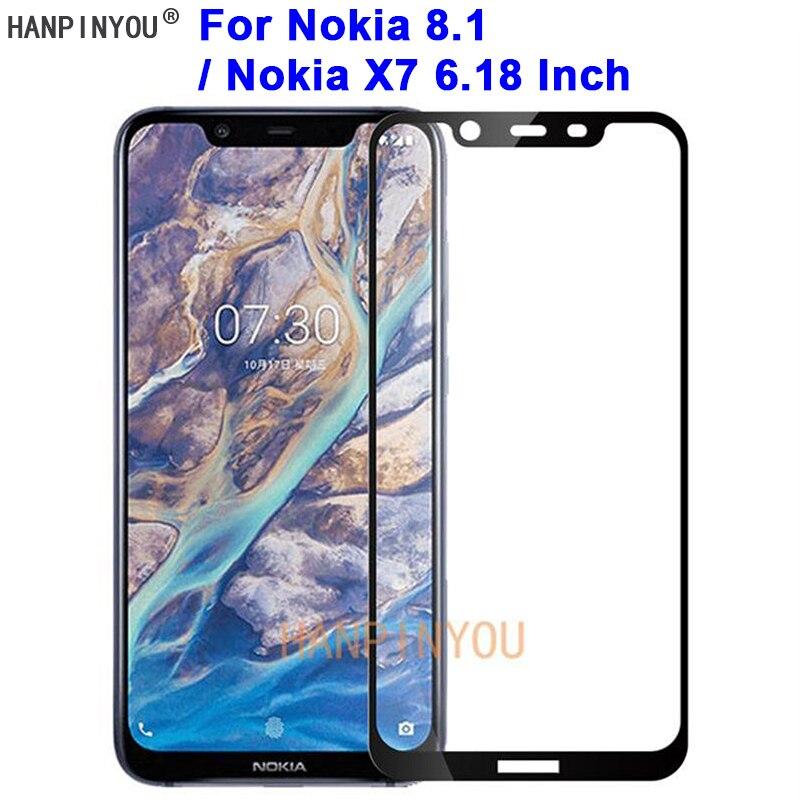 For Nokia 8.1 / Nokia X7 TA-1131 6.18