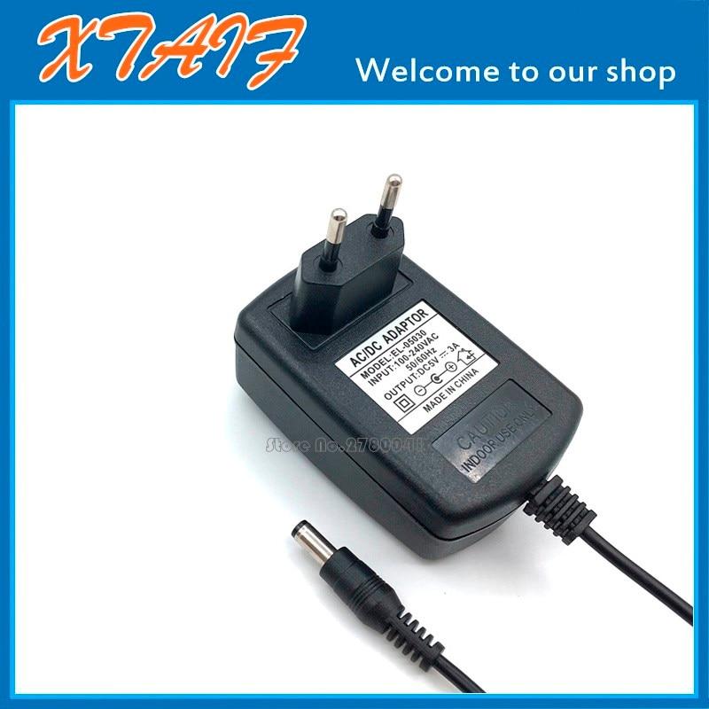 Высокое качество 5 в 3A адаптер конвертер 100-240 В AC/DC источник питания настенное зарядное устройство адаптер для MINIX NEO U9-H NEO U1 EU/US/UK вилка