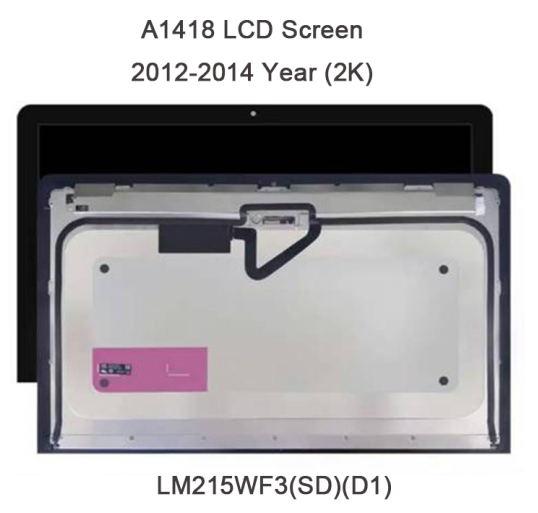 "Nuevo LM215WF3 (SD)(D1) para Apple iMac 21,5 ""A1418 2012 2013 2014 pantalla LED LCD 661-7109 661-7513"