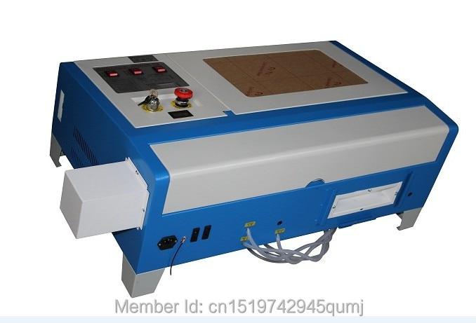 Co2 2030 50W laser engraving machine cutter machine laser engraver, DIY laser marking machine, carving machine free shipping недорого