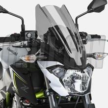 Motorcycle Accessories Sports WindScreen Windshield Viser VIsor Wind Deflectors Fits For Kawasaki Z650 2017 2018 2019 Z 650 19'