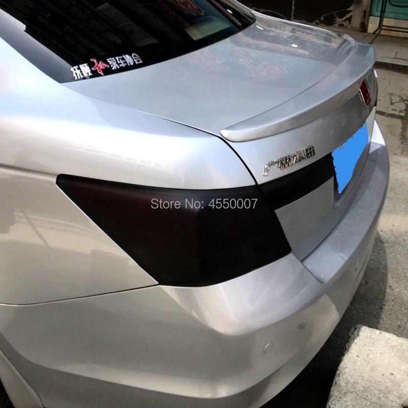 UBUYUWANT para Honda Accord alerón 2008 Material ABS de alta calidad alerón trasero alerón de Accord 2008-2013