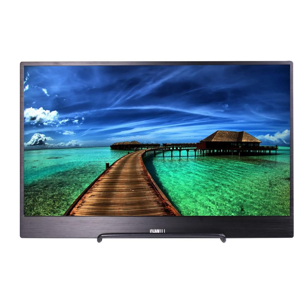 Портативный 13 3 дюймовый 1920x1080 HD ЖК монитор IPS Type C USB HDMI компьютерный для PS5 PS4 Xbox360