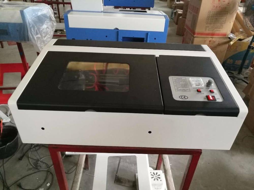 Heißer verkauf 40 W k2030 laser gravur maschine CO2 laser cutter, DIY laser kennzeichnung maschine cnc mit CE zertifikat