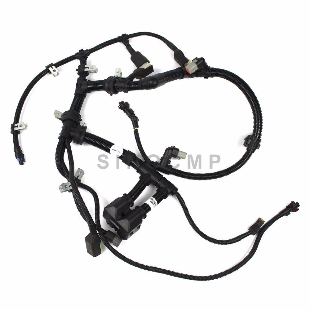 Arnés de cableado del motor PC200-8 6D107 6754-81-9440 para excavadora Komatsu, 3 meses de garantía